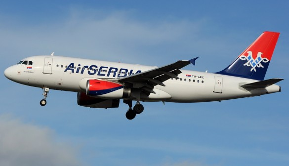 Air Serbia Promo Happy Friday