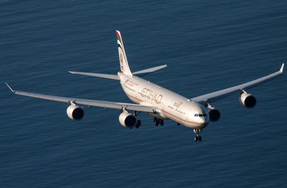 Avio avio kompanije Etihad Airways