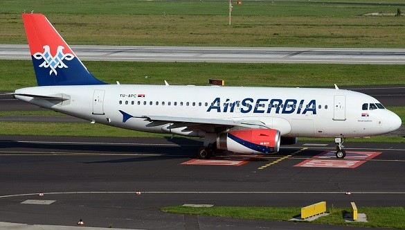 Air Serbia Happy Friday Beograd Istanbul Tirana Berlin