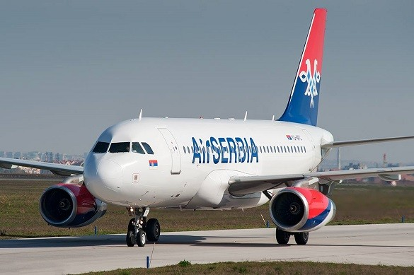 Air Serbia Happy Friday Beograd Sofija Stutgart Abu Dabi avio karte