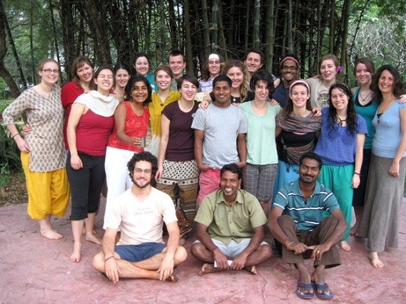 Friday Blog utopija postoji i zove se Auroville