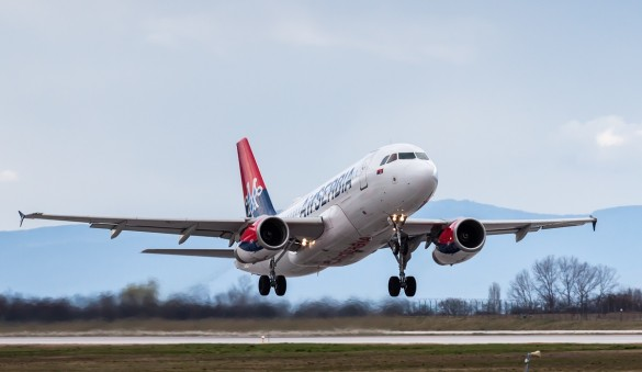 Air Serbia Beograd Happy Friday Tirana Solun London avio karte