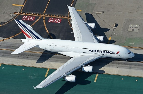Air France nove terife Light Standard Flex