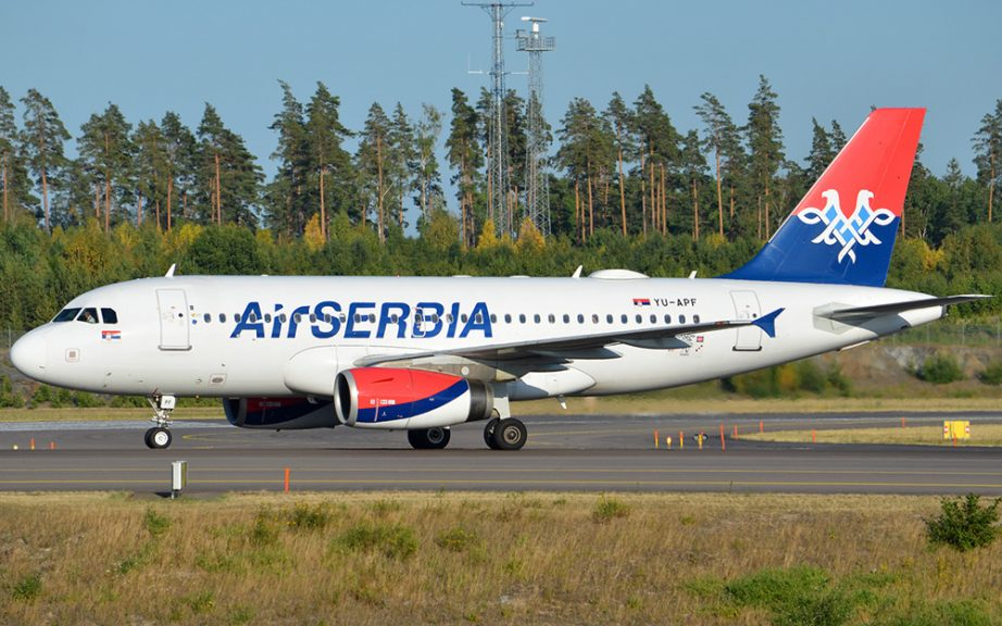 Air Serbia - Happy Friday promotivna akcija 2018