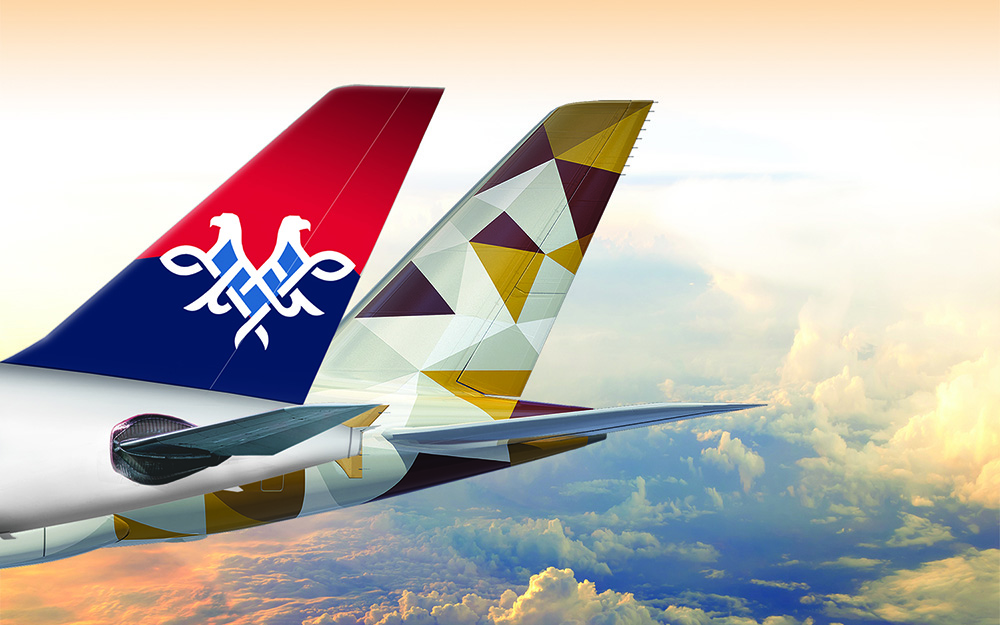 Etihad Airways ostaje u Air Serbia