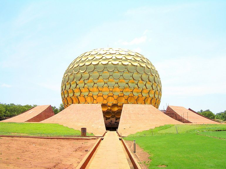 Friday Blog - Utopija postoji i zove se Auroville