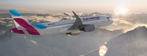 Eurowings Wizz Air borba low cost avio kompanije 2017