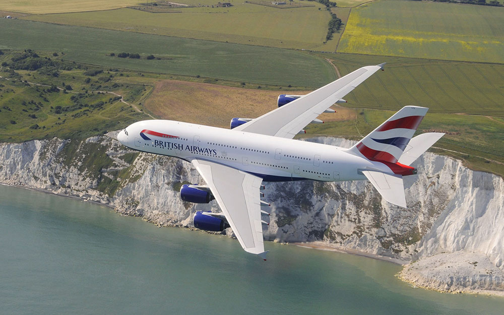 Avio kompanije British Airways