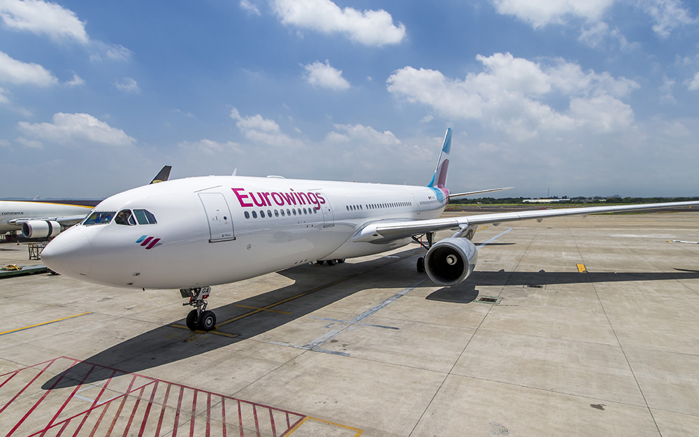 Eurowings low cost avio kompanija