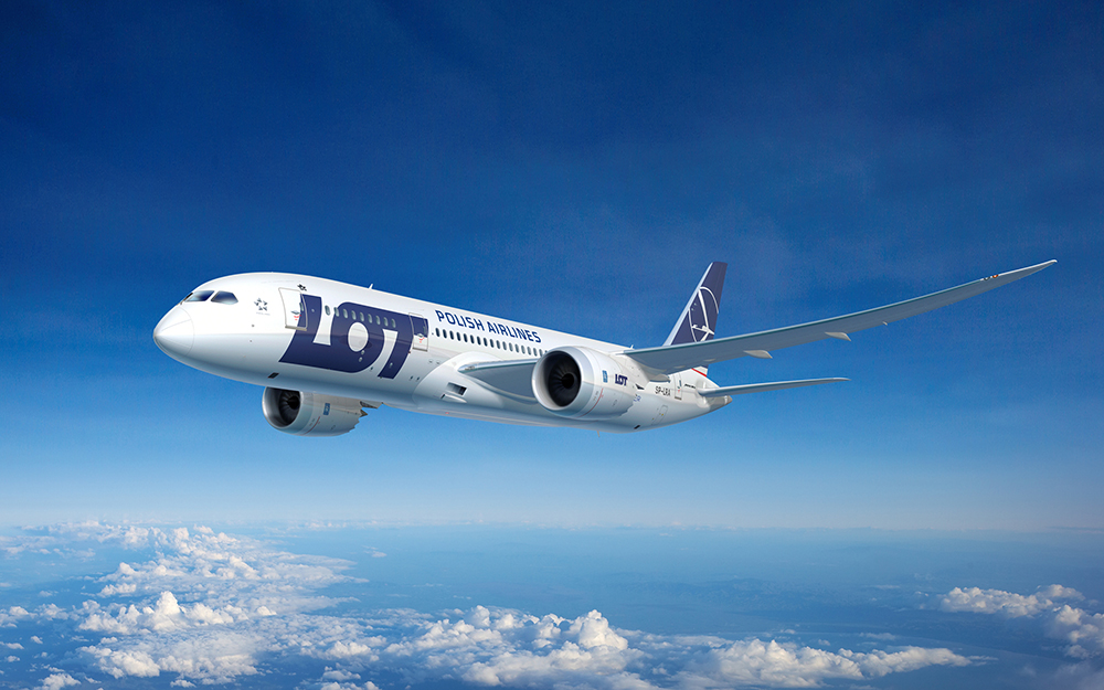 LOT Polish Airways avio kompanija