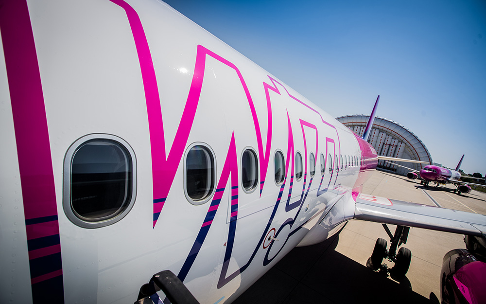 Wizz Air low cost avio kompanija